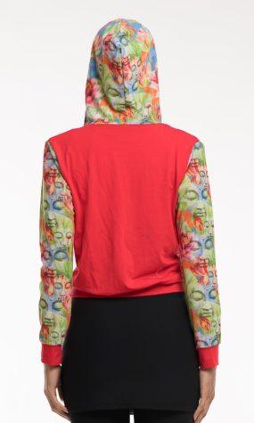 Hoodies Style 704 – back